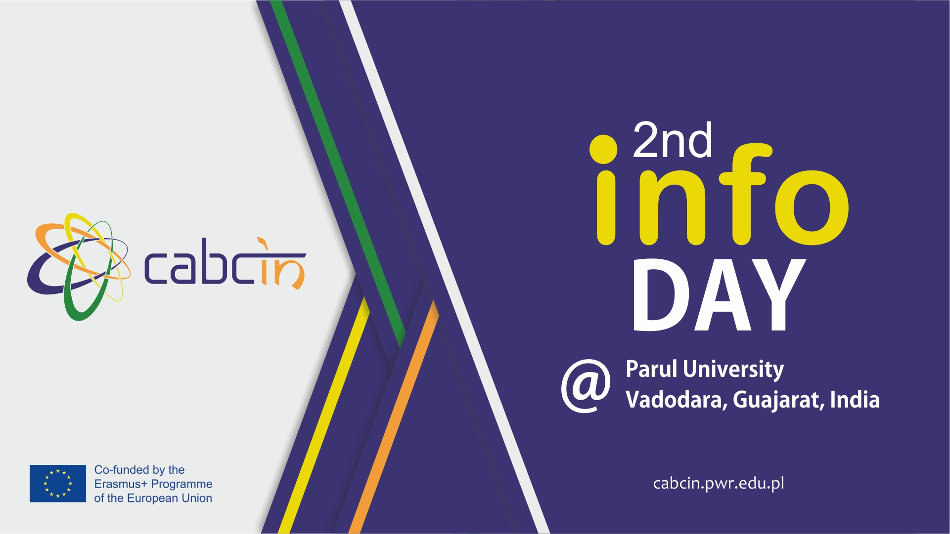 2nd Info Day – RK University